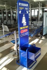 Ryanair koti mõõdud