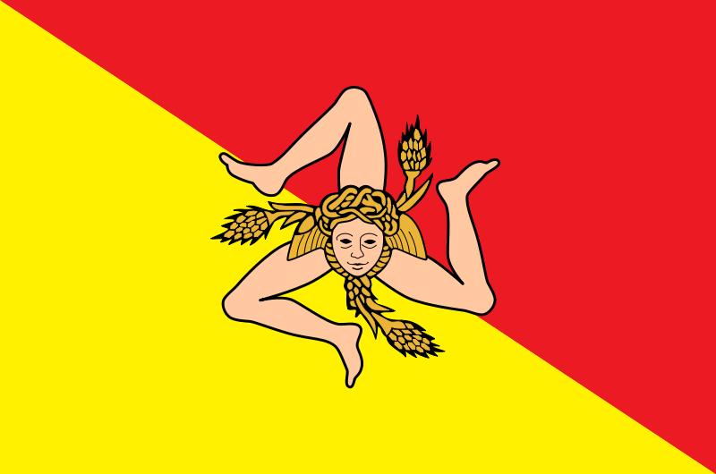 Sitsiilia lipp