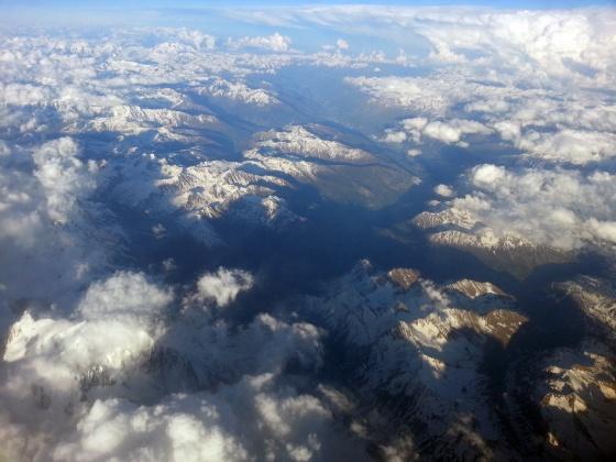 Lend üle Püreneede